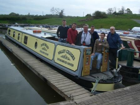 Dove Valley Narrowboat